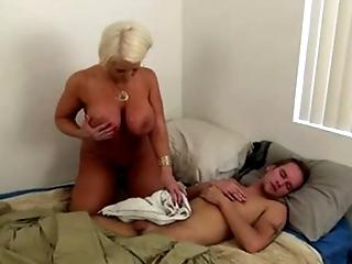 Faith leon masturbation