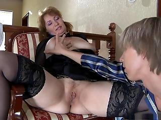 mature and young tube