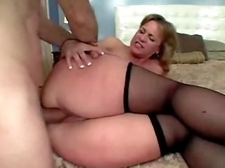 French love anal